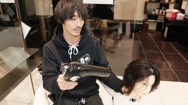 美容師が教える、ドライヤーを使うと頭皮や髪の毛が痛むの嘘・本当