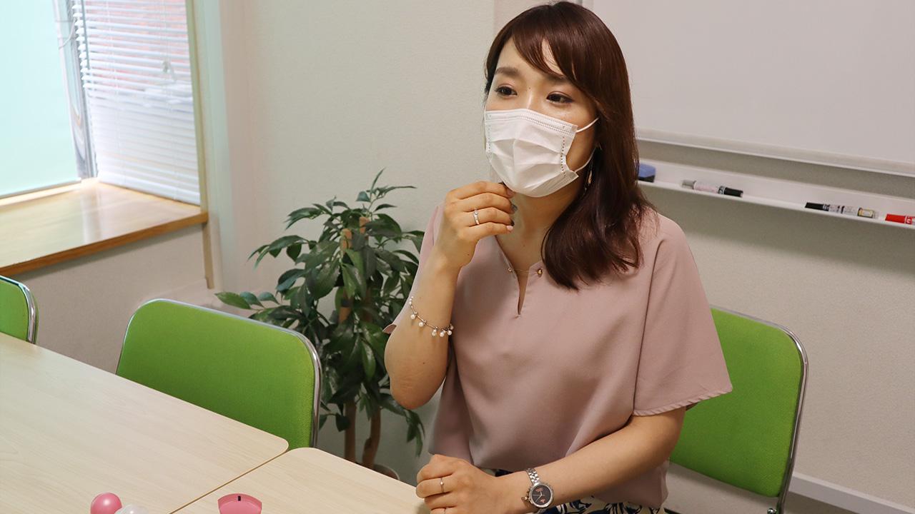 マスクの汗疹(あせも)や肌荒れ対策
