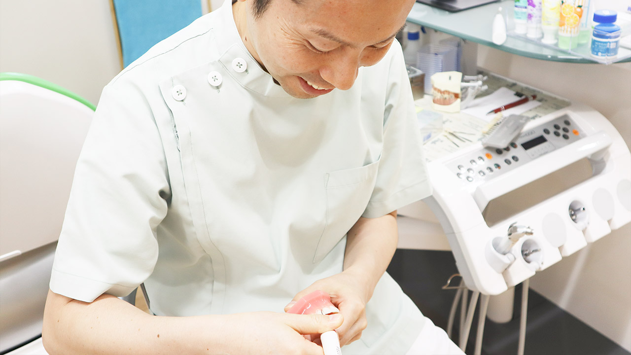 事前の歯磨きでペクリル除去が効果を高めるポイント